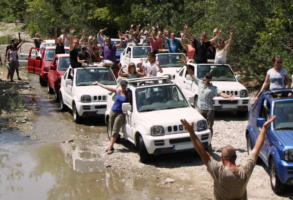 JEEP DRIVING SAFARI 1